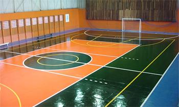Como pintar quadras poliesportivas - Politintas 0f0815d64e63a