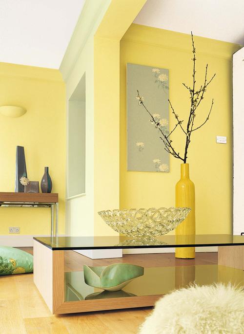 Decore as paredes usando tinta politintas f cil - Pintar facil paredes ...