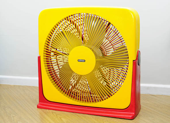 Como pintar o ventilador da sua casa?