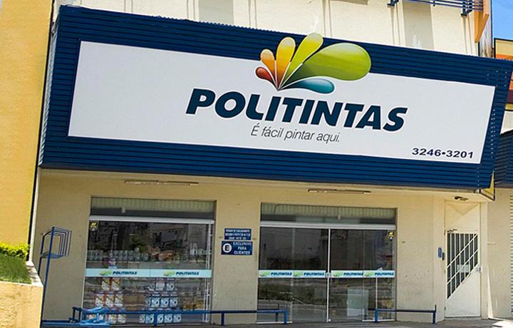 Loja Politintas Campo Grande