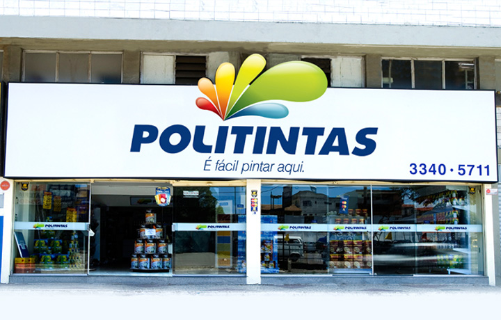 4dc7b35e8ab85 Lojas de Tinta em Vila Velha ES - Politintas