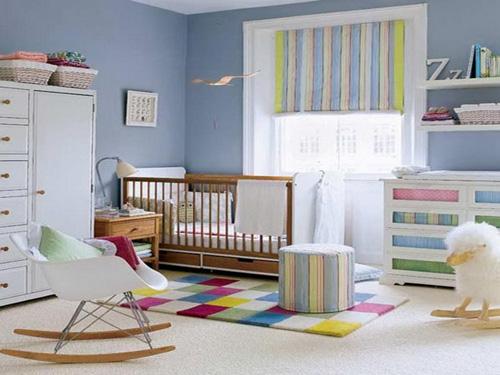 Cores e tintas para o quarto das crianças  Politintas  É fácil