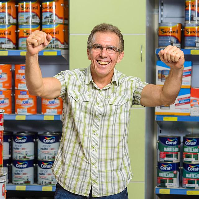 Nicolau Ferraço - Vencedor 3º sorteio do promoção Prêmio Do Seu Jeito