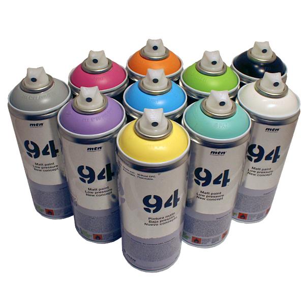Spray MTN 94