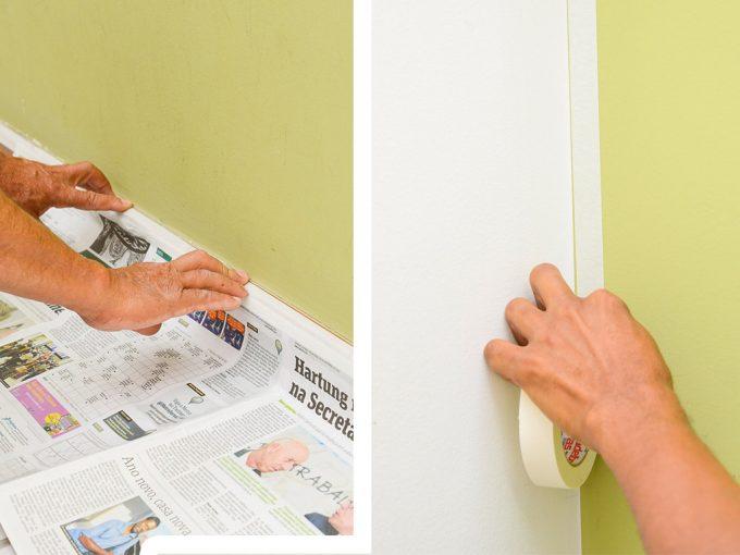 Como preparar as paredes antes de pintar politintas - Pintar facil paredes ...