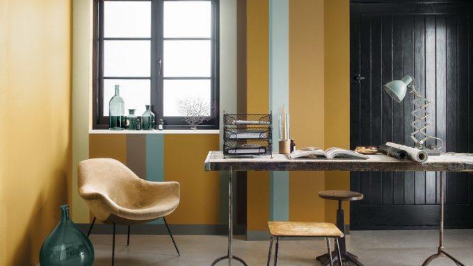 Tendências de cores 2016 - Ouro Monarca
