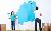 Boa pintura valoriza o imóvel