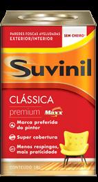 Latex Suvinil A Classica 18l - Politintas