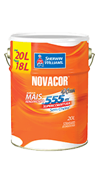 Acrílico Standard Novacor Extra 20l