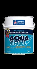 Acrílico Super Premium Aquacryl 20 L