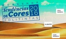 Workshop Tendências de Cores 2016