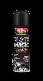 Limpa Pneus Black Magic 400ml