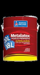 Metalatex Acrílico Fosco Perfeito 20l