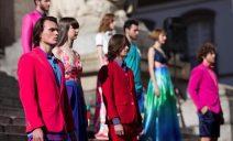 Desfile Ivan Aguillar - Milhazes de Cores