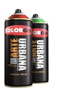 Spray para madeira Colorgin Arte Urbana