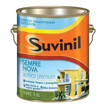 Tinta para pintar a fachada da casa