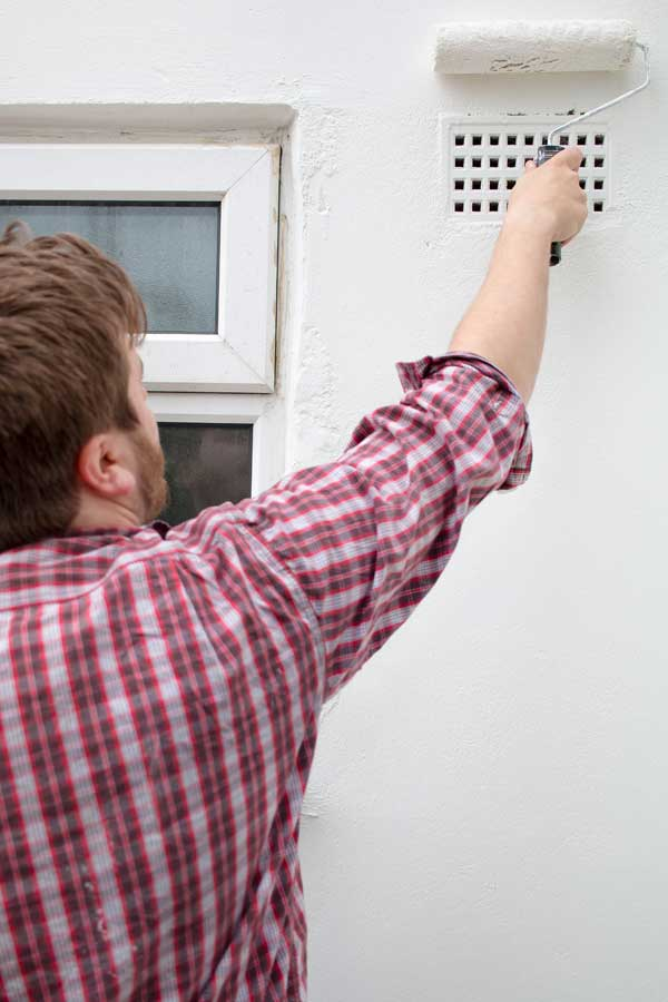 Dicas para pintar a fachada da casa