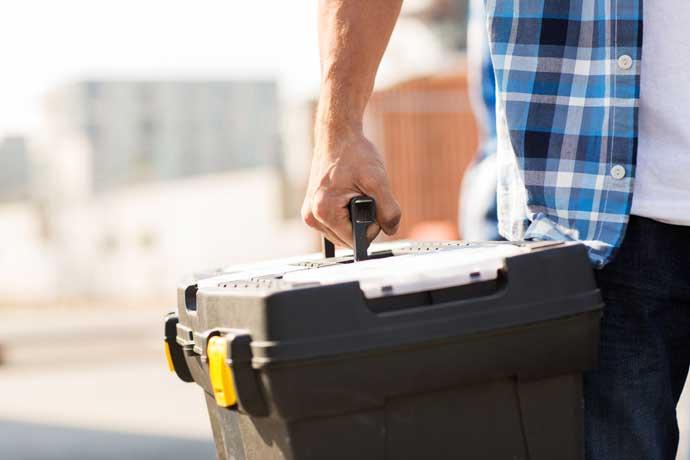 Como montar uma caixa de ferramentas para reparos básicos
