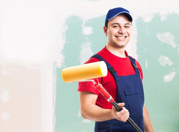 Como contratar um bom pintor?