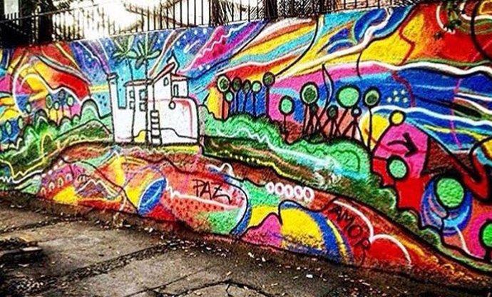 Projeto Rua das Artes