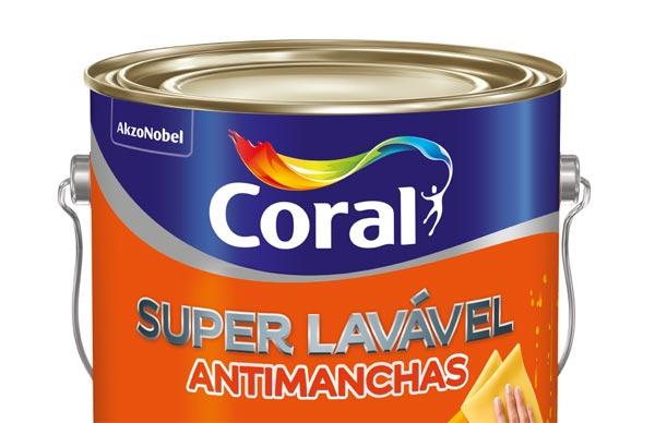 Nova Coral Superlavável