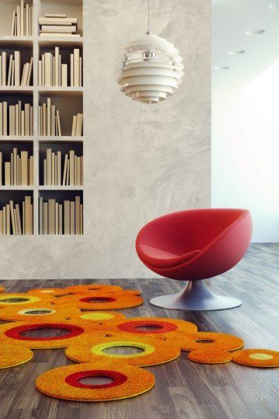 dicas de decoração: paredes texturizadas