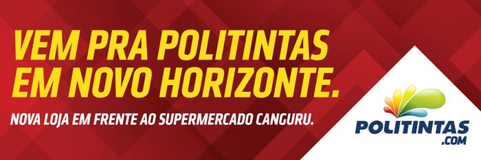 Nova Loja Politintas em Novo Horizonte