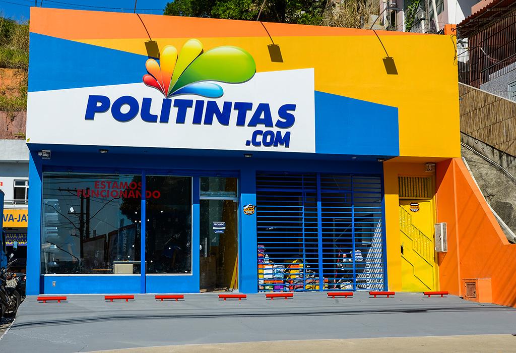 Politintas em Itacibá