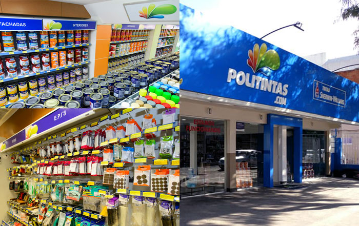 Politintas é a 5ª maior empresa do comércio varejista capixaba