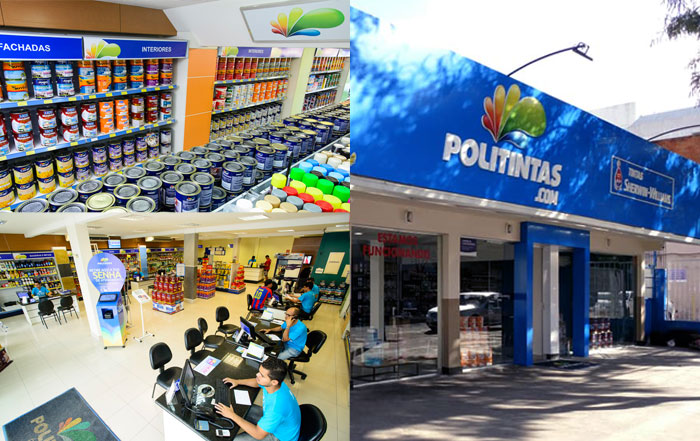 Politintas - 5ª maior empresa do comércio varejista capixaba