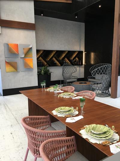 Lounge Sunset - Casa Cor ES 2019