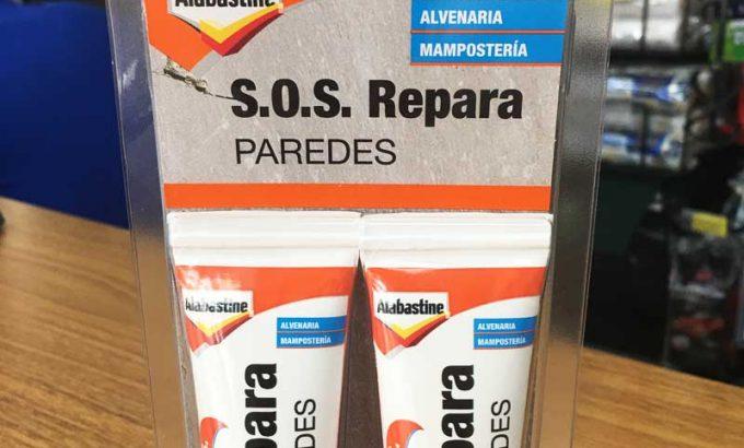 Alabastine SOS Repara Buracos