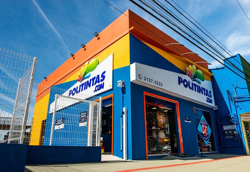 Loja Politintas - Vila Velha - Barra do Jucu