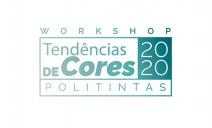 Workshop Tendências de Cores 2020 Politinas