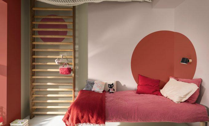 tendencia-de-pintura-de-parede-em-formas-geometricas